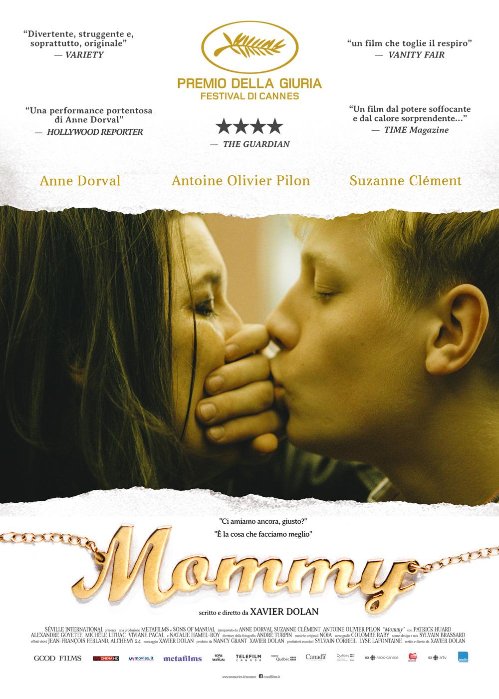 Resultado de imagem para mommy movie poster