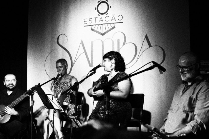 Lugares do Samba