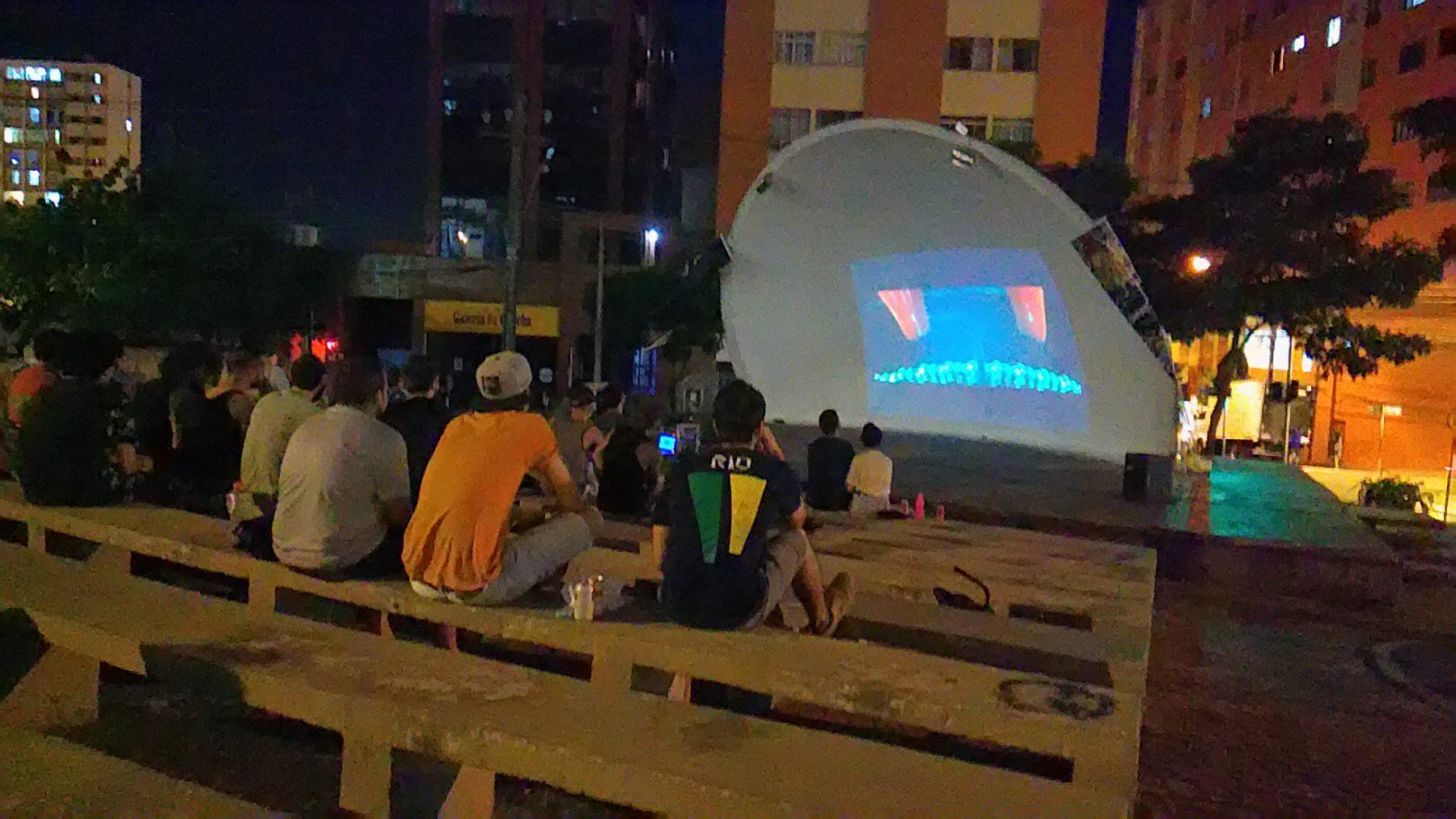 Cinema alternativo na Concha – Undercine exibe filmes gratuitos em Londrina