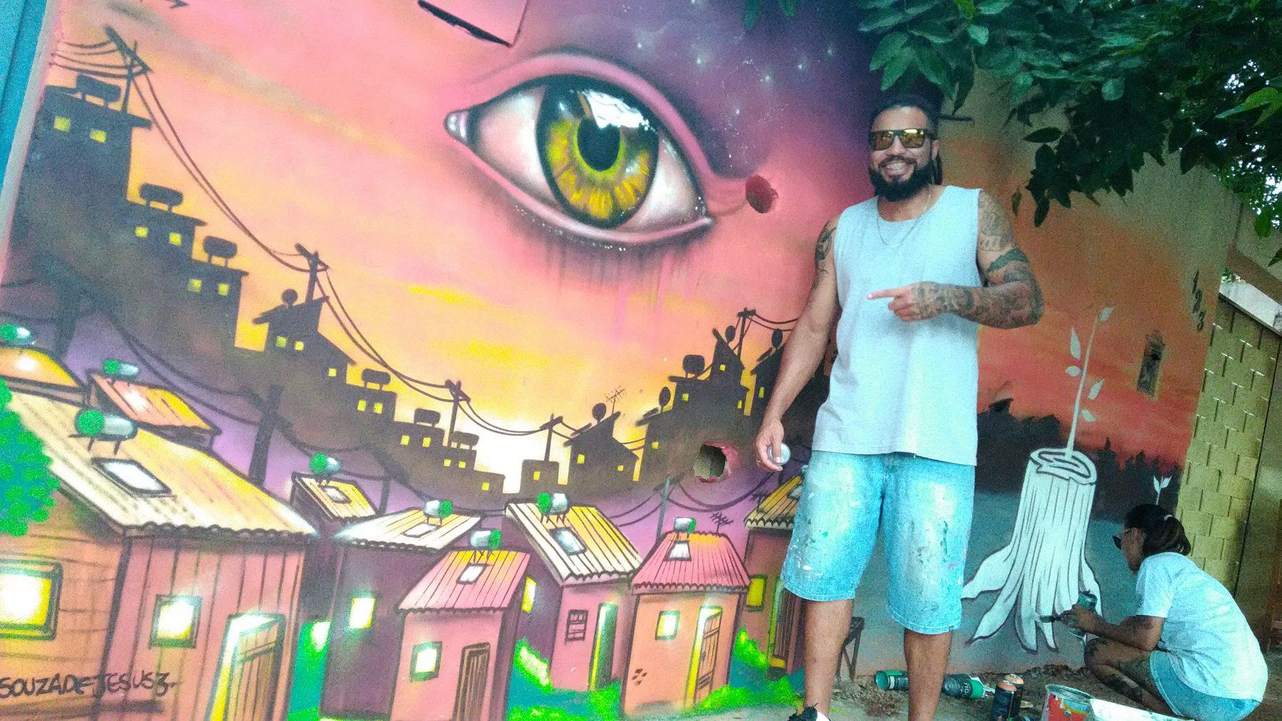 Colorindo Vidas – Mais de dez artistas participam de evento com quase 10h de arte e cultura