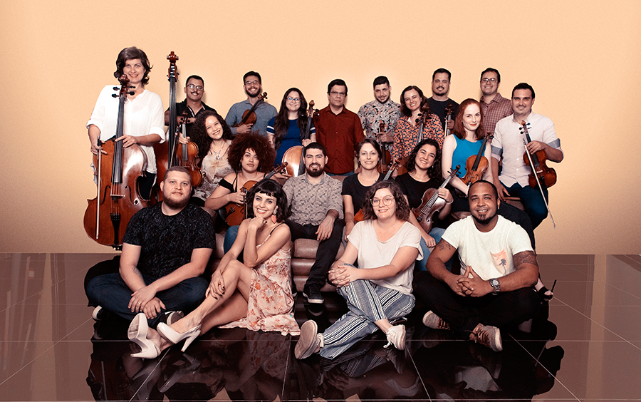 Orquestra Acadêmica Bravi realiza apresentação beneficente nesta terça